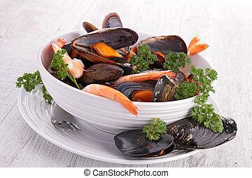 crustacean soup
