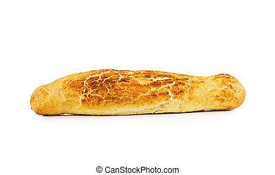 crusty baguette
