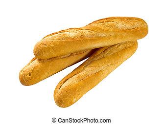 Crusty Baguettes