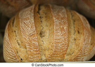 Crusty Loaf 1