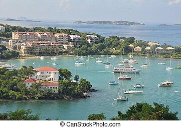 Cruz Bay St John USVI