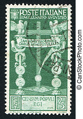 cruz, romano, estándares