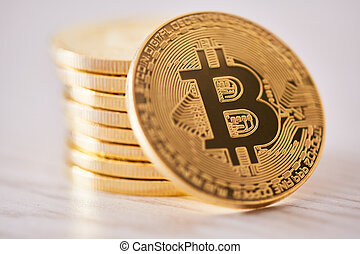 crypto, concept, finance, monnaie, business., bitcoin,...
