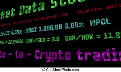 Crypto trading at zero cost
