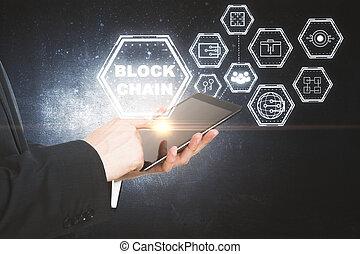 cryptocurrency, γενική ιδέα , τεχνολογία