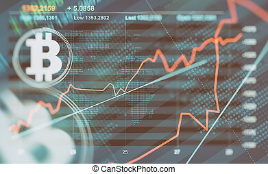 Bitcoin and schedule changes course - cryptocurrency. ...