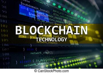 cryptocurrency, blockchain, technologie, mining.