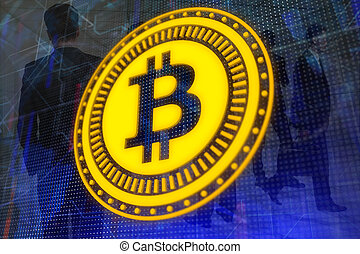 cryptocurrency, concept, finance