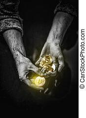 cryptocurrency, concept, investissement