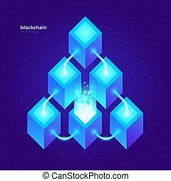 cryptocurrency, data, sammandrag formge