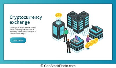 Cryptocurrency exchange system architecture