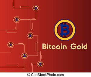 cryptocurrency, fond, bitcoin, or, rouges