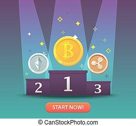Cryptocurrency money