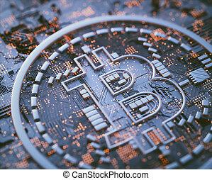 cryptocurrency, numérique, affaires globales