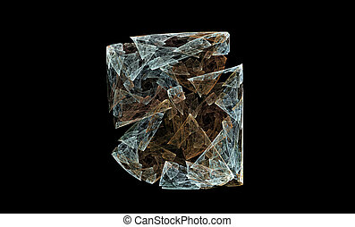 Crystal Abstract