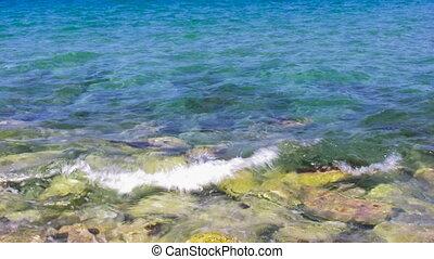 Crystal Clear Sea water 18