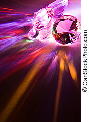Crystal dispersion
