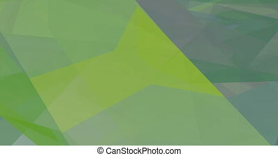 Crystal Futuristic Abstract Background with Shards Pattern