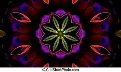 crystal glass lotus texture
