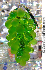 Crystal grapes