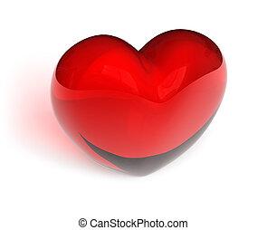 Crystal heart  - Crystal heart