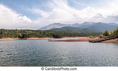 Crystal Lake, Colorado Springs - Shot in Colorado Springs in...