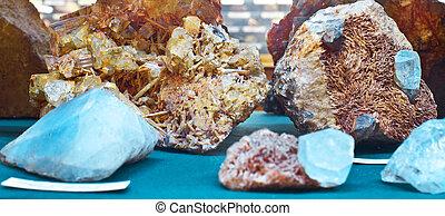 crystal minerals