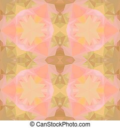 Crystal seamless pattern.
