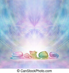 Crystal Therapy Healing Stones