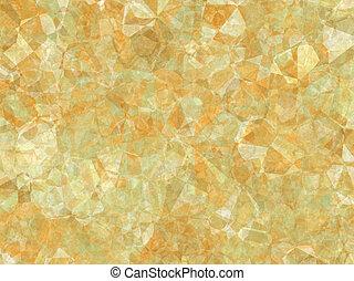 crystalised ginger inspired wallpaper