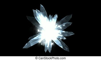 crystal,quartz,animation