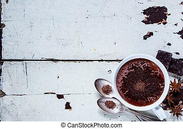 csípős, fűszeráruk, csokoládé