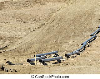 csövek, csővezeték