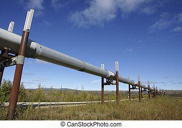 csővezeték, trans-alaska