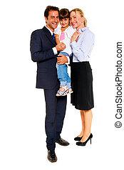 család 1 gyermekek