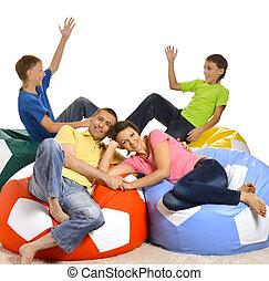 család 4, játék