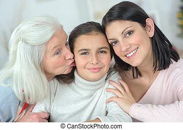 család, boldog