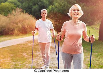 család, költés, öregedő, levegő időmérés, friss