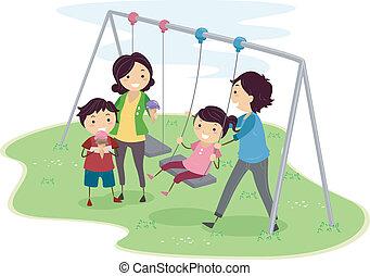 család nap