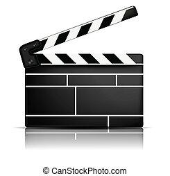 csattogó, film