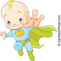 csecsemő, szuper