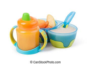 csecsemő táplálék