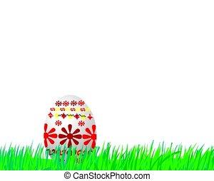 csibe, ugrás, húsvét