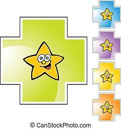 csillag arc