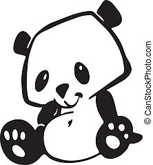 csinos, panda