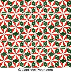 csomagolópapír, seamless, karácsony, motívum