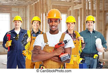 csoport, workers., szerkesztés