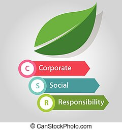 CSR corporate social responsibility company business help community