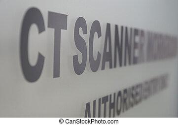 ct 掃描儀