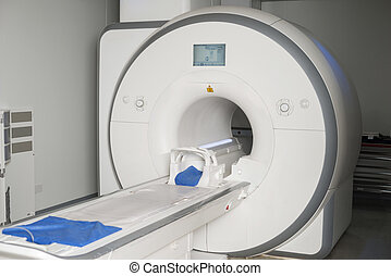 CT Scan Machine In Hospital